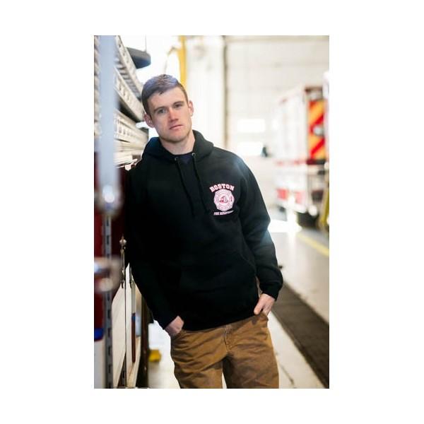 Boston Fire Landmark Fleece Hoodie