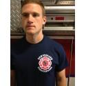 Short Sleeve Shirt Adult - New England FF's