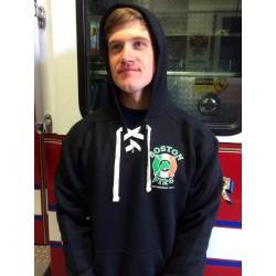 Irish Maltese - Hockey Style Hooded Sweatshirt