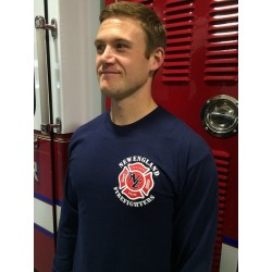 Long Sleeve Shirt Adult - New England FF's