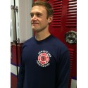 Long Sleeve Shirt Adult - New England FF's
