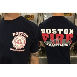 Boston Fire Dept. Landmarks Tee