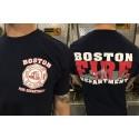 Boston Fire Dept. Landmarks Tee